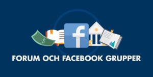 Läs mer om artikeln Forum och Facebook grupper för ekonomi, aktier och trading