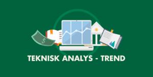 Läs mer om artikeln Teknisk analys – Trend