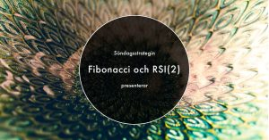 Fibonacci och RSI(2) – Strategi